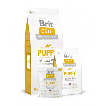 Brit Care Puppy Lamb and Rice